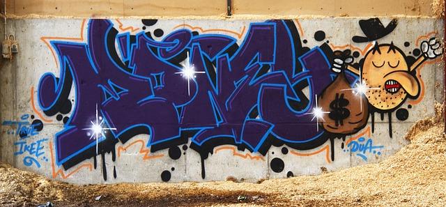 Grafiti ako kus umenia